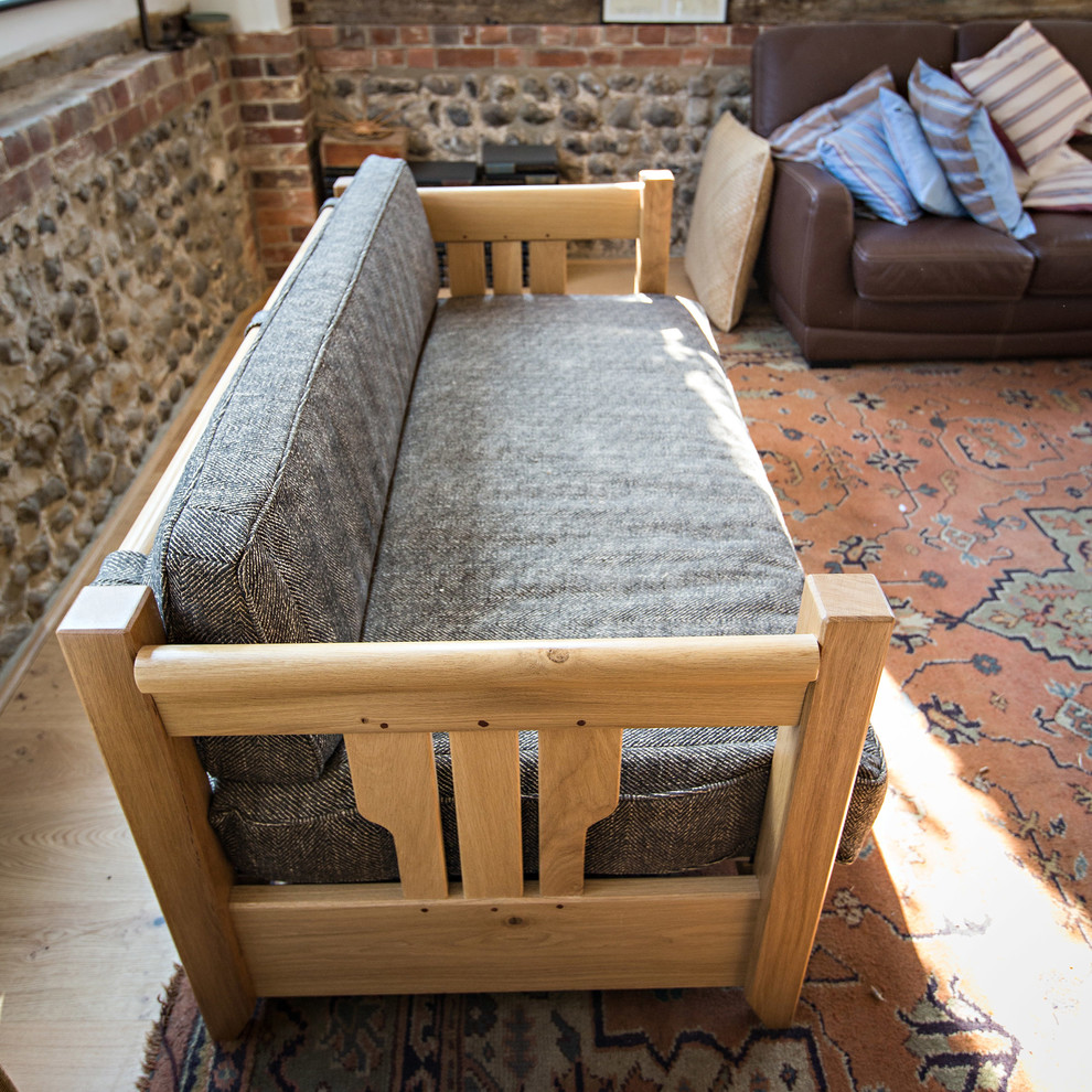 oak day bed