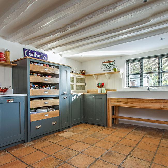 view of Oulton kitchen design